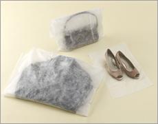 不織布製平袋
