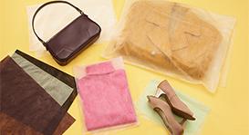 大きめラッピング、バッグ、内袋