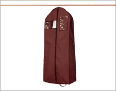 ドレス用ガーメントバッグ