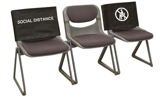 椅子カバー スクエア M